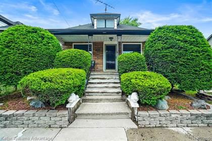 Residential Property for sale in 7774 Cahalan Street, Detroit, MI, 48209