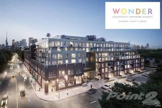 Residential Property for sale in Wonder Condos / Eastern Avenue, Toronto, Ontario