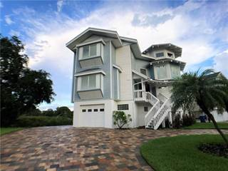Single Family for sale in 212 LAGOON DRIVE, Palm Harbor, FL, 34683