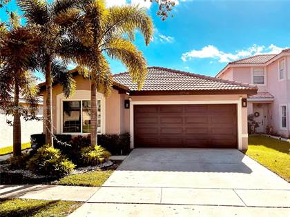 Residential Property for sale in 17714 SW 19th St, Miramar, FL, 33029