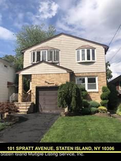 Residential Property for rent in 101 Spratt Avenue 1, Staten Island, NY, 10306
