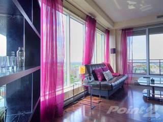 Residential Property for rent in 400 Rue Sherbrooke O., # 2808, Montreal, Quebec