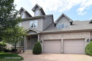 Townhouse for sale in 1791 Rizzi Lane, Bartlett, IL, 60103