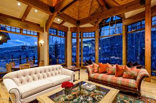 Single Family for rent in 601 Two Creeks Drive Alpine 4 Acre Estate, Snowmass Village, CO, 81615