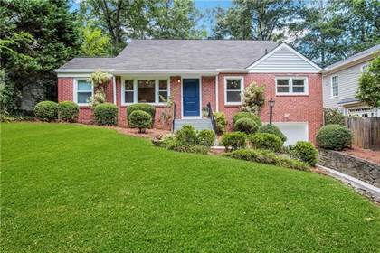 Residential Property for sale in 753 Longwood Drive NW, Atlanta, GA, 30305