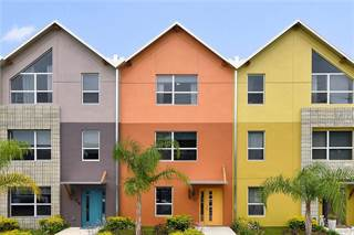 Townhouse for sale in 1603 WOODWARD STREET 17, Orlando, FL, 32803