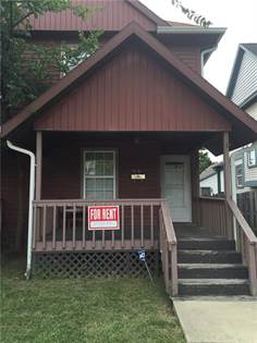 Residential Property for rent in 2444 North Delaware Street, Indianapolis, IN, 46205