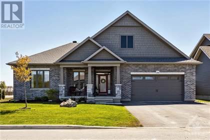 Single Family for sale in 141 TALOS CIRCLE, Richmond, Ontario, K0A2Z0