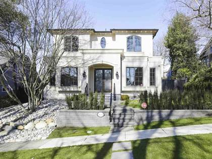 Single Family for sale in 4261 W 13TH AVENUE, Vancouver, British Columbia, V6R2T7