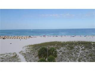 Condo for sale in 15 AVALON STREET 3B/302, Clearwater Beach, FL, 33767