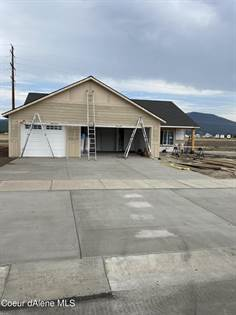Residential Property for sale in 8337 W Splitrail Ave, Rathdrum, ID, 83858