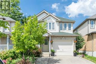 Single Family for sale in 343 OPRINGTON Place, Kitchener, Ontario