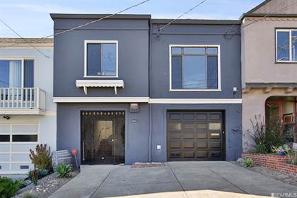 Residential Property for sale in 2547 32nd Avenue, San Francisco, CA, 94116