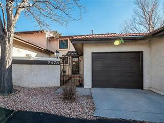 Townhouse for sale in 7478 Arroyo Grande Court, Colorado Springs, CO, 80920