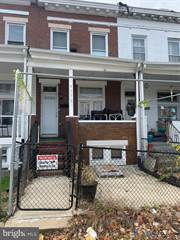 Townhouse for rent in 1773 MONTPELIER STREET, Baltimore City, MD, 21218