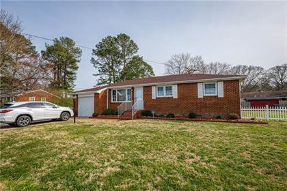 Residential Property for sale in 1524 Boxwood Drive, Chesapeake, VA, 23323