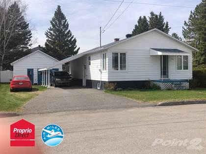 Residential Property for sale in 272 14e Avenue, Desbiens, Quebec, G0W1N0