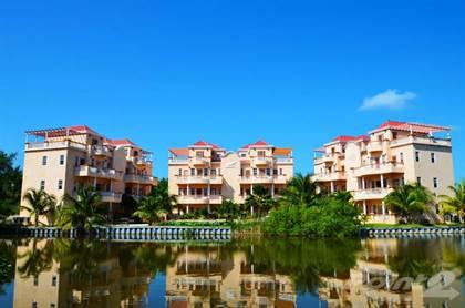 Condominium for sale in Ambergris Lake Villas, Ambergris Caye, Belize