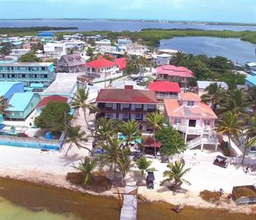 Commercial for sale in Belize Beachfront Hotel San Pedro Ambergris Caye Island, Ambergris Caye, Belize