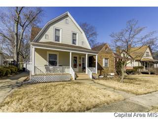 Single Family for sale in 717 S columbia, Springfield, IL, 62704