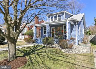Single Family for sale in 4609 MAPLE AVE, Bethesda, MD, 20814