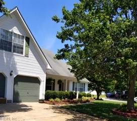 Single Family for sale in 844 Blackthorne Drive, Chesapeake, VA, 23322