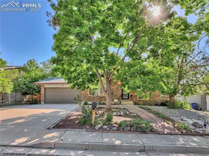 Residential Property for sale in 3166 Teardrop Circle, Colorado Springs, CO, 80917