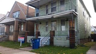 Multi-family Home for sale in 2392 HEWITT Street, Hamtramck, MI, 48212