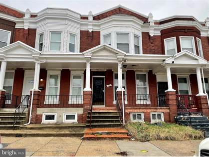 Residential Property for rent in 2415 EDMONDSON AVENUE, Baltimore City, MD, 21223