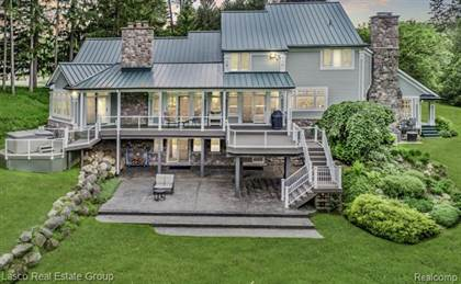 Residential Property for sale in 13520 White Lake, Fenton, MI, 48430