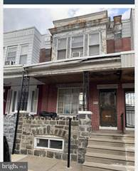 Townhouse for sale in 5845 DELANCEY STREET, Philadelphia, PA, 19139
