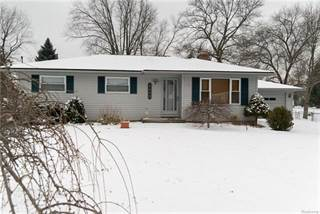 Single Family for sale in 4465 MIDLAND Avenue, Waterford, MI, 48329