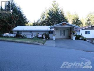 Single Family for sale in 541 EAGLE CRES, Gold River, British Columbia