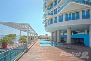 Condo for sale in 3 bedrooms oceanfront apartmetnt for sale in Veiramar Santo Domingo, Gazcue, Santo Domingo