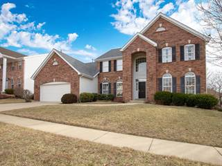 Single Family for sale in 126 Greycliff Bluff Drive, Oakville, MO, 63129