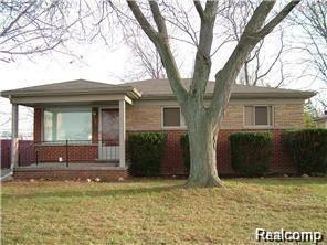 Single Family for rent in 3127 MERRILL Avenue, Royal Oak, MI, 48073