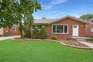 Single Family for sale in 30666 RUSH Street, Garden City, MI, 48135