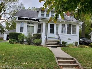 Single Family for sale in 94 PALMER Street, Pontiac, MI, 48341
