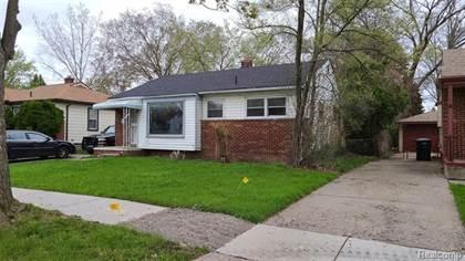Residential Property for sale in 20080 KEYSTONE Street, Detroit, MI, 48234