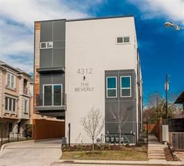 Condo for sale in 4312 Cedar Springs Road 104, Dallas, TX, 75219