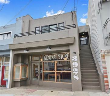 Multifamily for sale in 3926 Irving Street, San Francisco, CA, 94122