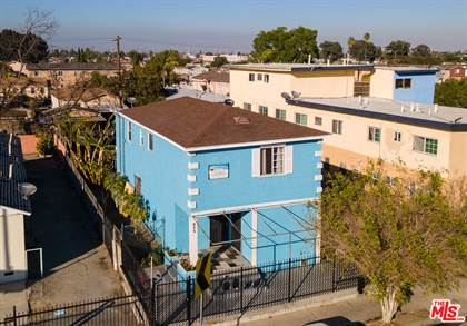 Multifamily for sale in 855 E Imperial Hwy, Los Angeles, CA, 90059