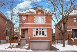 Single Family for sale in 919 Rue des Camelias, Montreal, Quebec