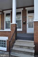 Townhouse for rent in 1802 MORELAND AVE, Baltimore City, MD, 21216