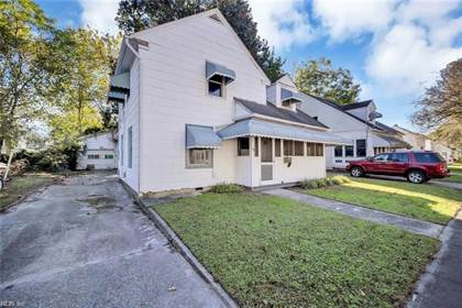 Residential Property for sale in 32 Burtis Street, Portsmouth, VA, 23702