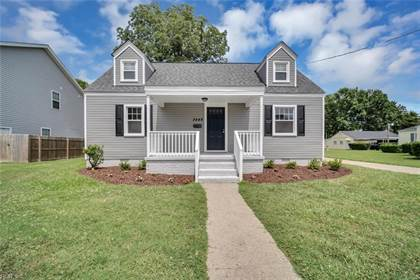 Residential Property for sale in 3448 Humboldt Street, Norfolk, VA, 23513