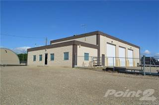 Comm/Ind for sale in 7410 107 Avenue, Peace River, Alberta, T8S 1M6