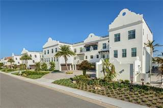 Townhouse for sale in 182 BRIGHTWATER DRIVE 2, Clearwater Beach, FL, 33767