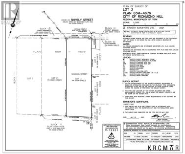 Vacant Land for sale in 155 SNIVELY ST, Richmond Hill, Ontario, L4E3E9