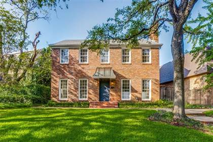 Residential Property for sale in 3502 Gillon Avenue, Highland Park, TX, 75205